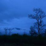 至仏山の朝1