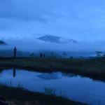 至仏山の朝3