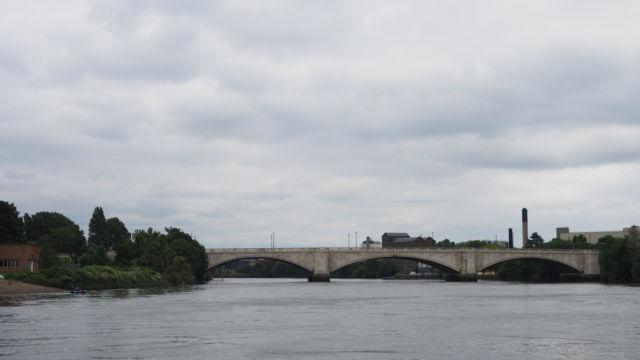 chiswick橋