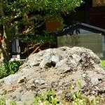 東慶寺さざれ石