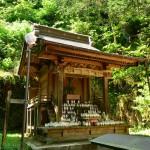 佐助稲荷神社の奥社