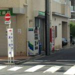 東覚寺に行く道