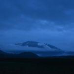 至仏山の朝2