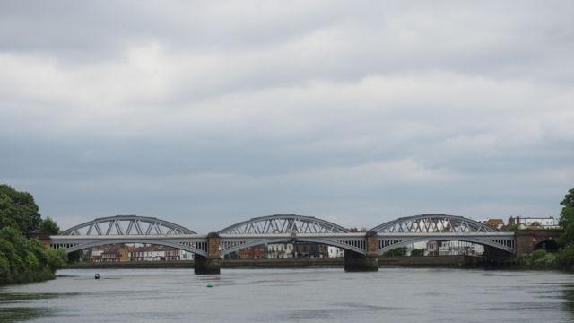 鉄道橋 その1