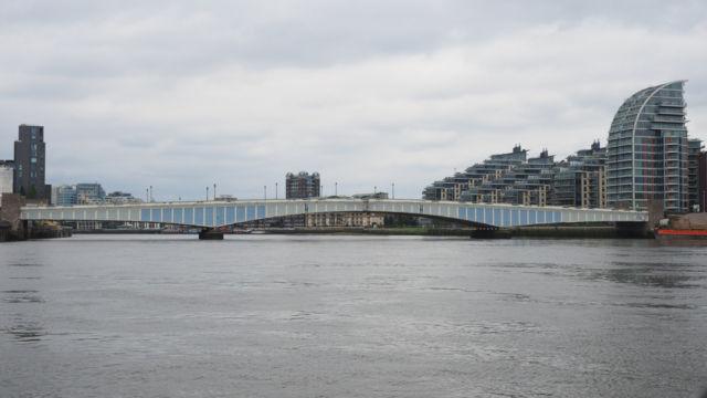 wandsworth橋